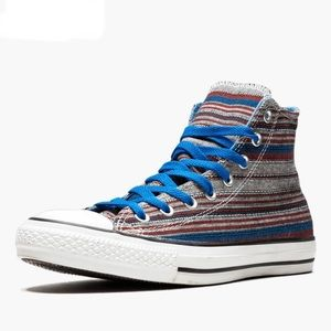 "Converse Chuck 70 Hi ""Vision Blue"" Sneakers"